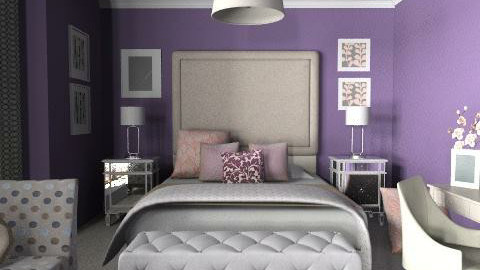 Crosby Street Hotel NYC - Eclectic - Bedroom  - by Petra250