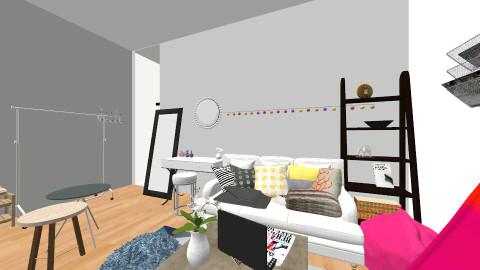 Dream Bedroom - Glamour - Bedroom  - by dreambedroom