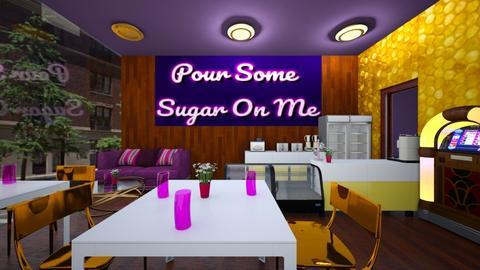 Pour Some Sugar On Me - by Nikki Lipstick