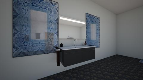Final Rendering Model - Bathroom  - by Alcarezhp7652