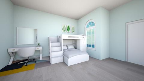 Stylish Sisters - Bedroom - by beach2019