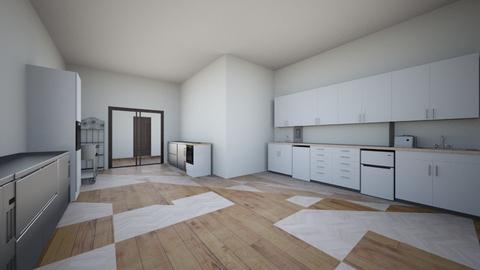 Cocina - Modern - Kitchen  - by Santiago valero