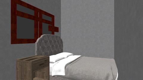 Liara room - Bedroom - by breesia
