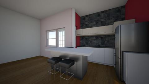 kitchen - Living room - by Ivelina Filipova