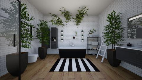 Marzenie - Bathroom  - by 0109Julcia