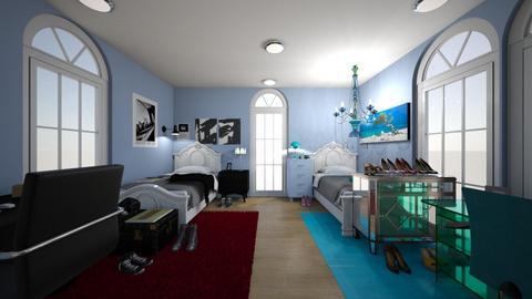 room 22 - Bedroom  - by Esmeralda6