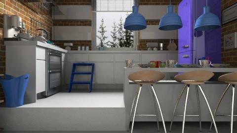 vintage touch - Kitchen  - by Eleni Irini