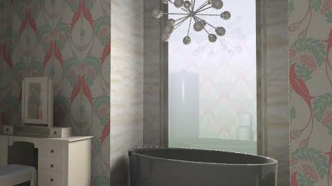 bathroom - Modern - Bathroom - by elliefant