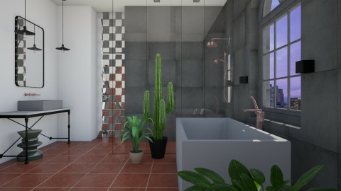 Munro Bath - Modern - Bathroom  - by 3rdfloor