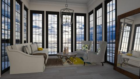 3 - Living room - by katiebw