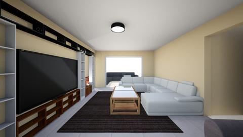 living room - Living room  - by jessasuarus