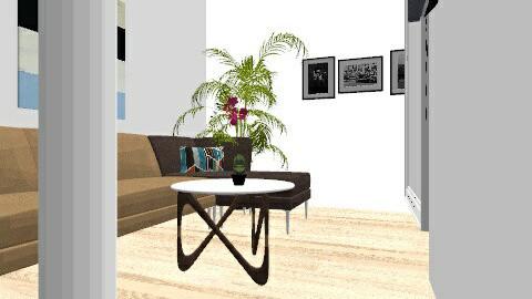 basementliving - Minimal - by cuactive
