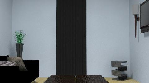 Sala de tv - Dining Room  - by liiny