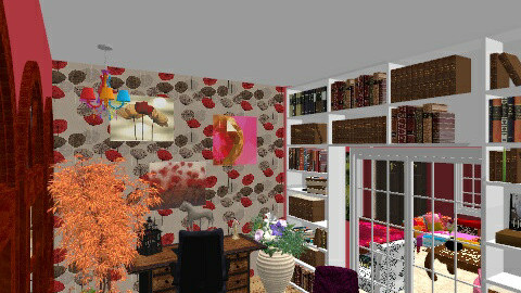 Georgettes House - Eclectic - Office  - by delanasdream