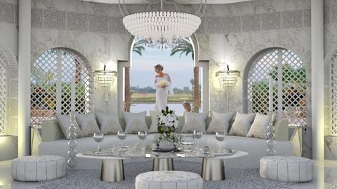 Oriental Series Wedding - by ZsuzsannaCs
