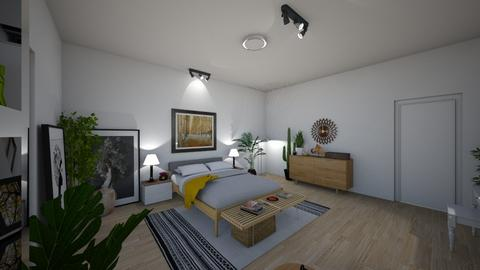 Bedroom  - Modern - Bedroom  - by laura cunaku