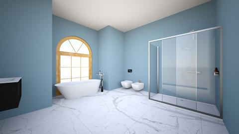 56 - Bathroom  - by Sergio Shkullaku