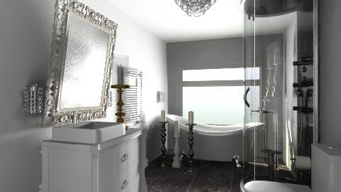 Amber22 - Classic - Bathroom  - by Amber22