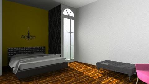 Dream Room - Modern - Bedroom - by Sabrina Pustovit