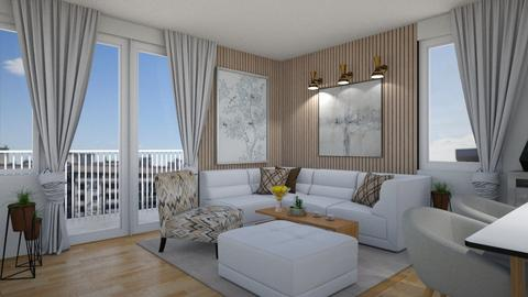 bemowodev - Living room  - by ewcia3666