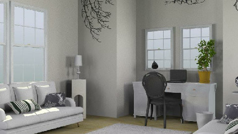 mono3 - Eclectic - Living room  - by karma kitten