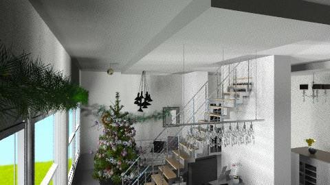 living room2 - Living room - by pyksio