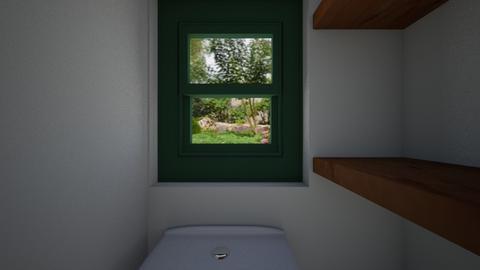 House Truck 4 - Bathroom  - by SammyJPili
