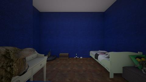 bed room - by poooooooooijnjn