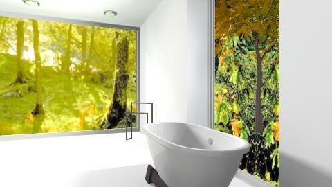 bath - Modern - Bathroom  - by amandafern
