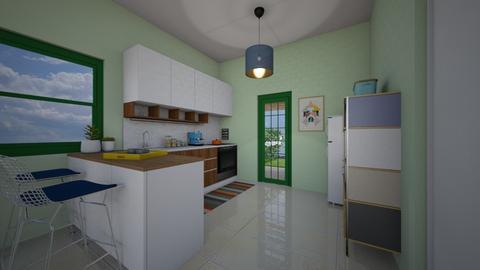 borgo cucinA - Retro - by morele