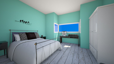 Room - Country - Bedroom  - by a1is0n