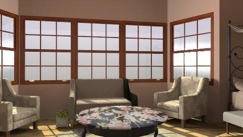 vintage - Vintage - Bedroom  - by cici45