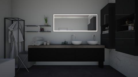 bahroom loft 3 - Bathroom  - by kenl