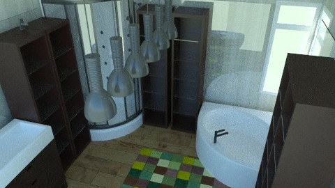 Bath 3325 - Eclectic - Bathroom  - by jefraupp