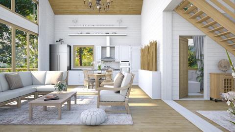 Design 520 Japandi House - by Daisy320
