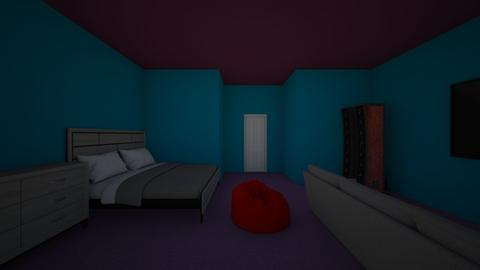 Sam - Bedroom  - by taylor whitney