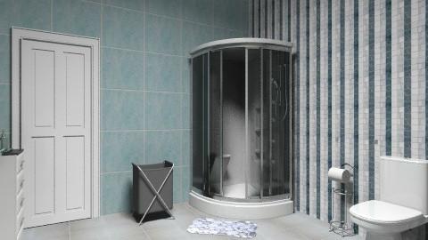 ocean tune - Eclectic - Bathroom  - by Aparajithaa