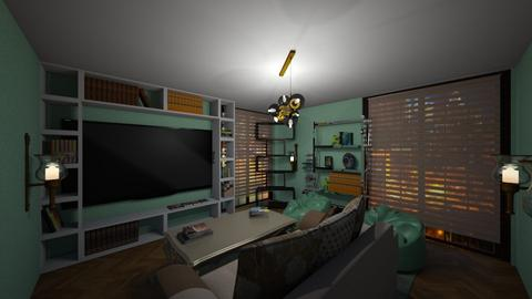 room 2 a - Living room - by Bokica982