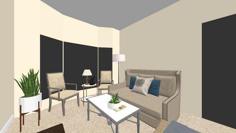 Module 8 Lounge - Living room - by RossiterKriszta