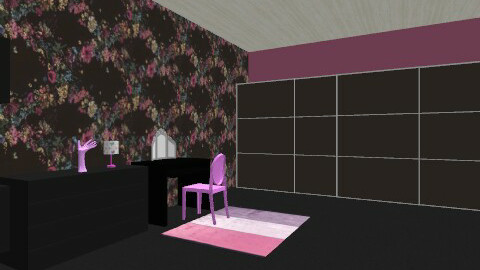 twin bedroom - Classic - Bedroom - by Caitlin Johnston