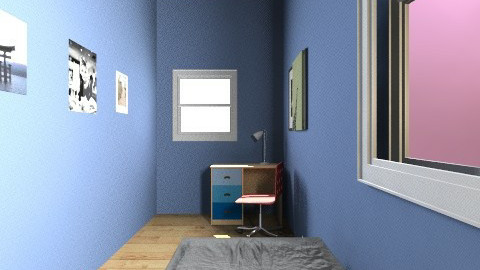 Kids Room yTong - Classic - Kids room  - by majmunmajaa