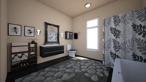 master bath 3 - Bathroom  - by olivianicole59