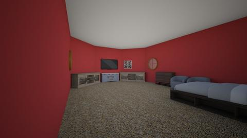 yesiel pabonn - Modern - Bedroom  - by yespab