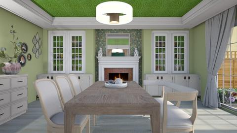 Dining - Modern - Dining room - by augustmoon