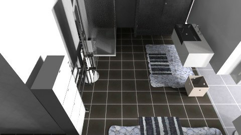master bedroom bathroom - Minimal - Bathroom  - by maimaisingo