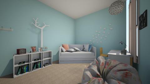 My room - Bedroom - by Megan Kndsen