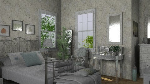 Bedroom template - Classic - Bedroom  - by milyca8