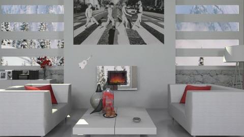 RHCP - Minimal - Living room  - by deleted_1566988695_Saharasaraharas