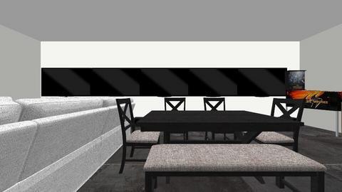 jaemin - Bedroom  - by oreljaem25