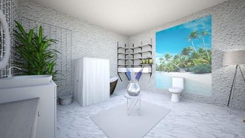 Beautiful Modern Bathroom - Bathroom - by LittleMissLozz